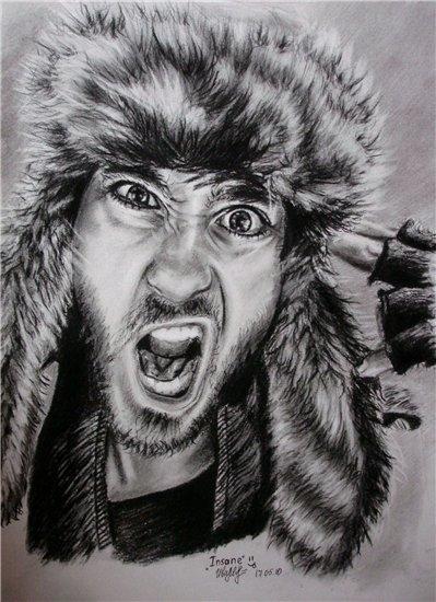 Jared Leto by CraftyMari